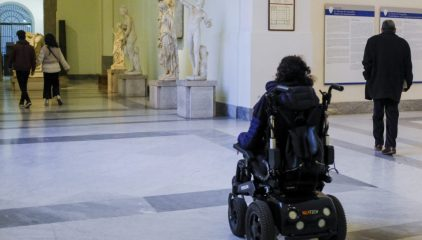 "Disabilità: ""Hostability"" per il turismo accessibile a Roma"