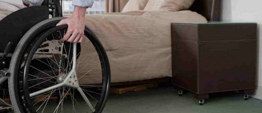 Disabilità e accessibilità: casa a dimensione di disabile